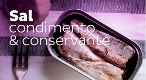 Consumo de sal: de conservante a condimento